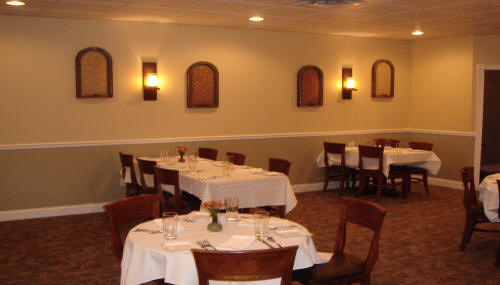 Willows Fine Dining Room1